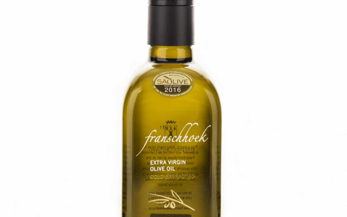 Boutique olive oil from Franschhoek by Wildside Trading